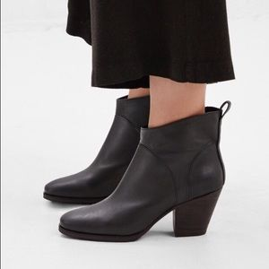Rachel comey leather penpal mars ankle boots